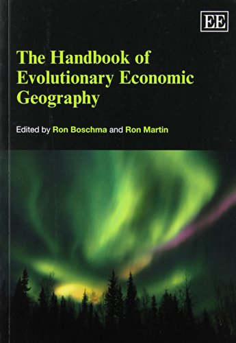9781849804134: The Handbook of Evolutionary Economic Geography