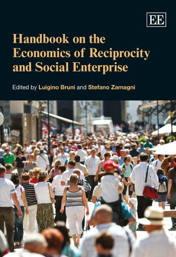 9781849804639: Handbook on the Economics of Reciprocity and Social Enterprise