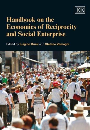 9781849804639: Handbook on the Economics of Reciprocity and Social Enterprise (Elgar Original Reference)
