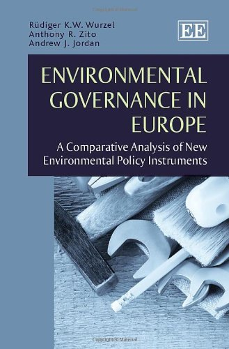 9781849804660: Environmental Governance in Europe: A Comparative Analysis of New Environmental Policy Instruments