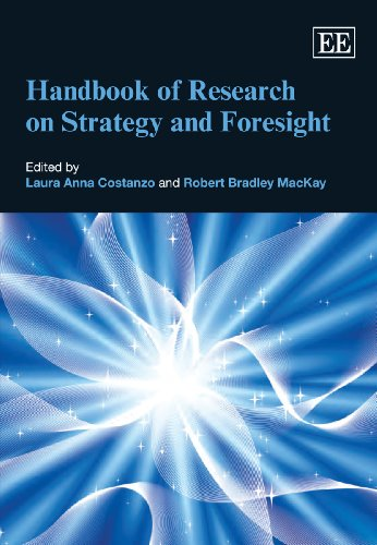 9781849804882: Handbook of Research on Strategy and Foresight (Elgar Original Reference)