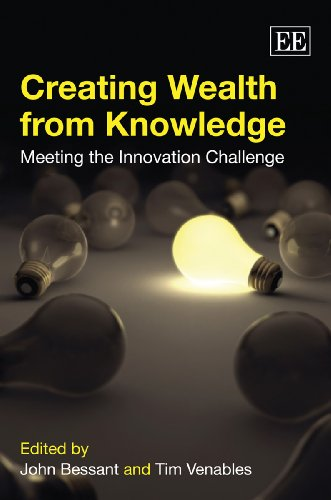 9781849806183: Creating Wealth from Knowledge: Meeting the Innovation Challenge