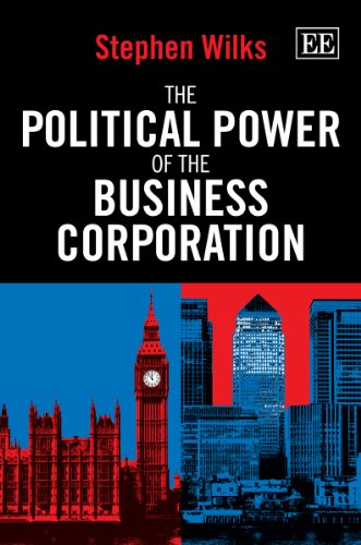 9781849807319: The Political Power of the Business Corporation
