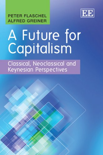 9781849808552: A Future for Capitalism: Classical, Neoclassical and Keynesian Perspectives