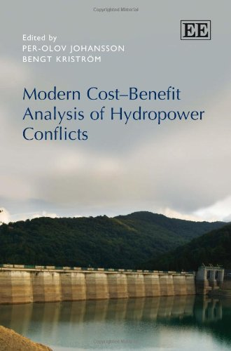 9781849808804: Modern Cost-benefit Analysis of Hydropower Conflicts
