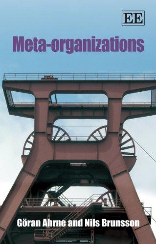 9781849808866: Meta-Organizations