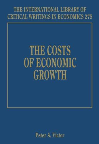 The Costs of Economic Growth (Hardback)