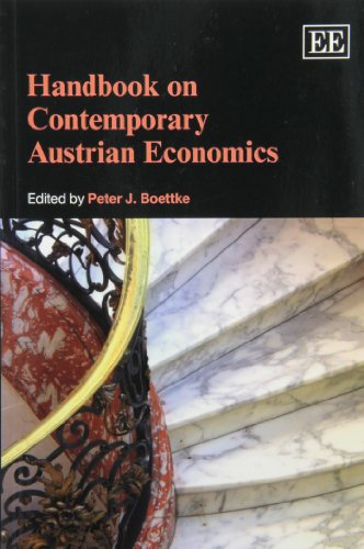 9781849809511: Handbook on Contemporary Austrian Economics (Elgar Original Reference)