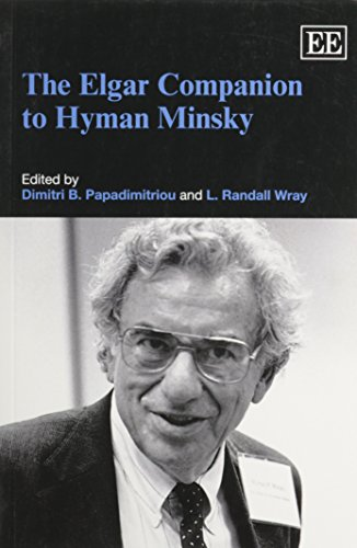 9781849809542: The Elgar Companion to Hyman Minsky (Elgar Original Reference)