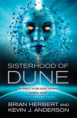9781849830287: Sisterhood of Dune (Dune Schools of Dune Trilogy 1)