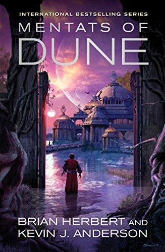 9781849830294: Mentats of Dune (Dune Schools of Dune Trilogy 2)