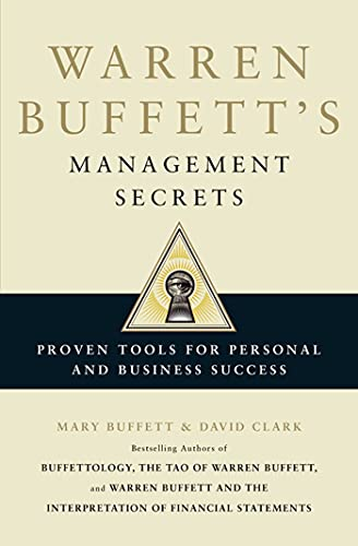 9781849833233: Warren Buffet's Management Secrets: Proven Tools for Personal and Business Success