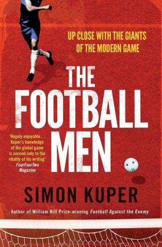 9781849833264: The Football Men