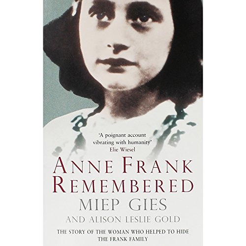 9781849833394: Anne Frank Remembered
