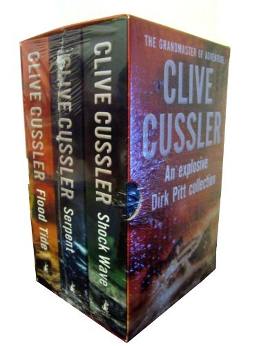 Clive Cussler 3 Books Collection Box Set: Clive Cussler