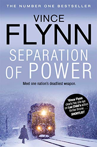 9781849835633: Separation of Power (Mitch Rapp)