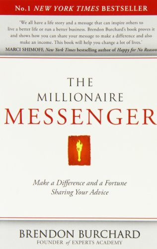 9781849836920: The Millionaire Messenger