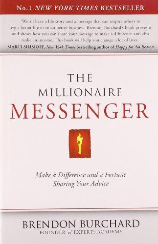 9781849837408: The Millionaire Messenger