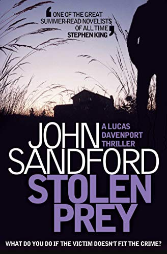 Stolen Prey (Lucas Davenport 22): Sandford, John