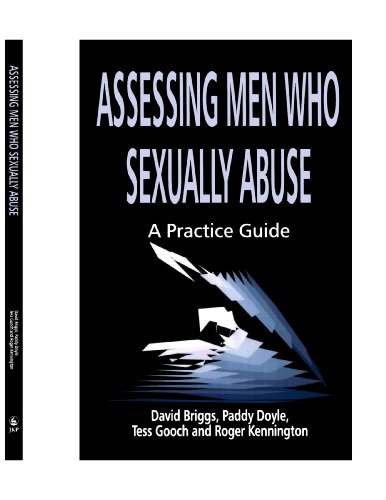 9781849851886: Assessing Men Who Sexually Abuse: A Practice Guide
