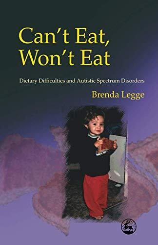 Cant Eat Wont Eat: Brenda Legge