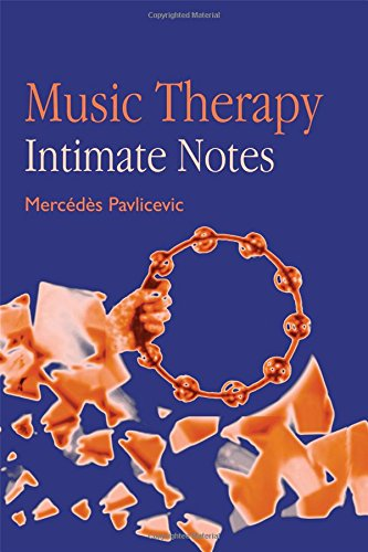 9781849852999: Music Therapy: Intimate Notes