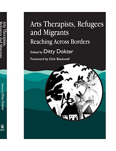 9781849853873: Arts Therapists, Refugees and Migrants: Reaching Across Borders