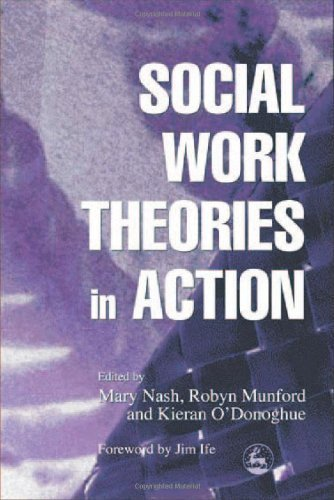 9781849854054: Social Work Theories in Action