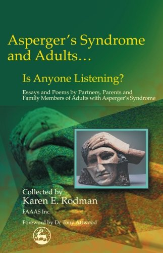 9781849854818: Asperger Syndrome and Adults . . . Is Anyone Listening?