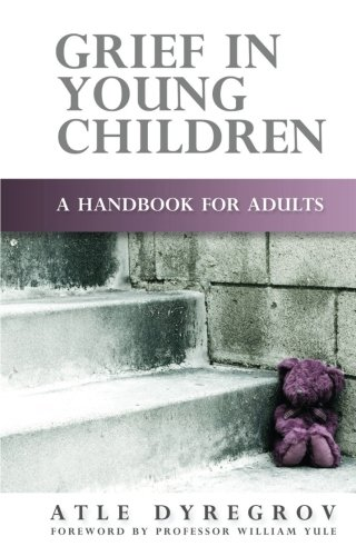 9781849856010: Grief in Young Children: A Handbook for Adults