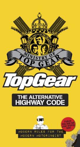 9781849900270: Top Gear: The Alternative Highway Code