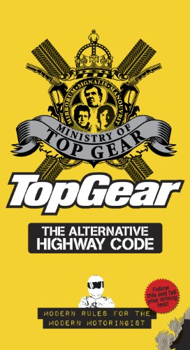 9781849900270: Top Gear: The Alternative Highway Code