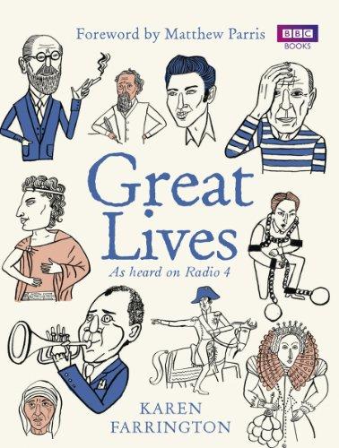 Great Lives: As Heard on Radio 4: Farrington, Karen