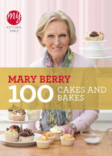 9781849901499: 100 Cakes and Bakes (My Kitchen Table)