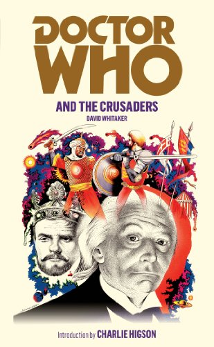 Doctor Who and the Crusaders: Whitaker, David