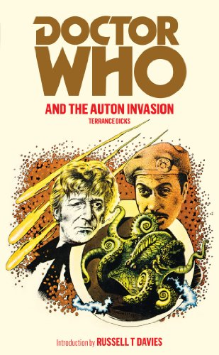 9781849901932: Doctor Who and the Auton Invasion