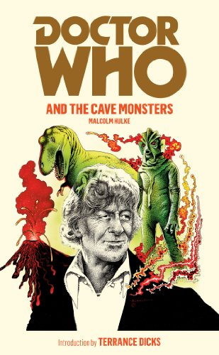 9781849901949: Doctor Who and the Cave Monsters