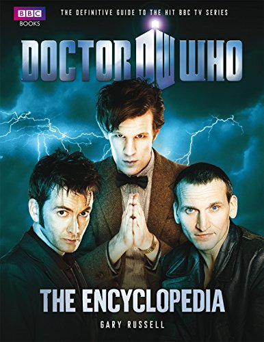 9781849902311: Doctor Who Encyclopedia (New Edition)
