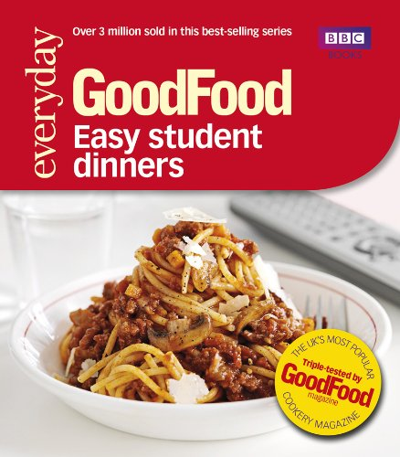 9781849902564: 101 Easy Student Dinners: Triple-tested Recipes (Good Food 101)