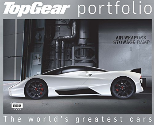 9781849902984: Top Gear Portfolio: The World's Greatest Cars