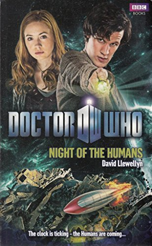 Doctor Who - Night of the Humans: David Llewellyn