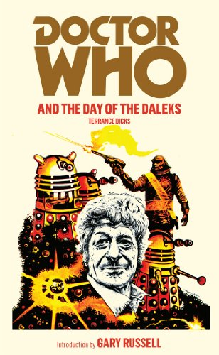 9781849904735: Doctor Who and the Day of the Daleks TP