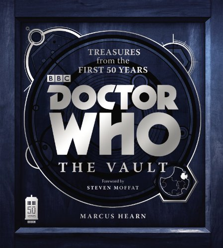 Doctor Who: The Vault: Hearn, Marcus