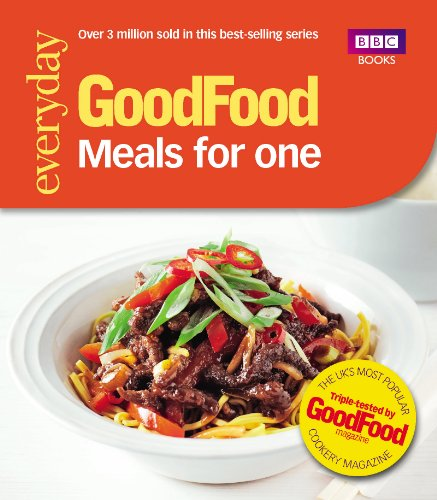 9781849906715: Good Food: Meals for One: Triple-tested recipes (Everyday Goodfood)