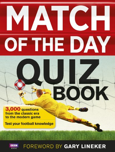 9781849906722: Match of the Day Quiz Book