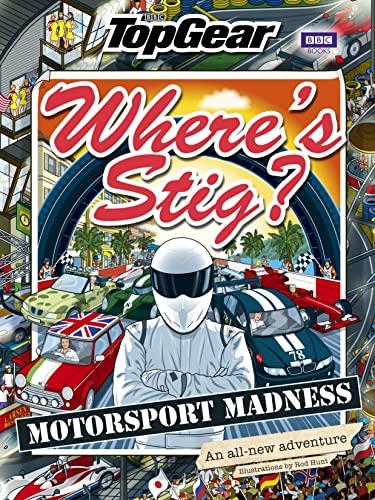 9781849906869: Top Gear: Where's Stig: Motorsport Madness