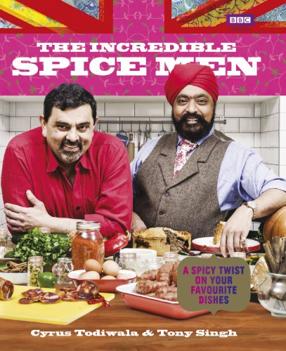 9781849907064: The Incredible Spice Men