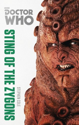 9781849907545: DOCTOR WHO: STING OF THE ZYGONS (Doctor Who: The Monster Collection Edition)