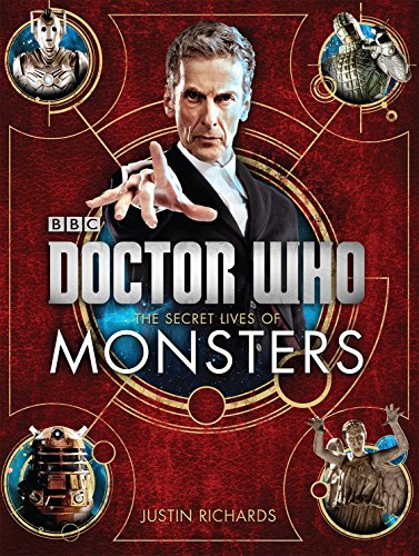 9781849907705: Doctor Who: The Secret Lives of Monsters