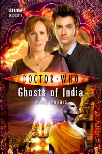 9781849907927: Doctor Who: Ghosts of India